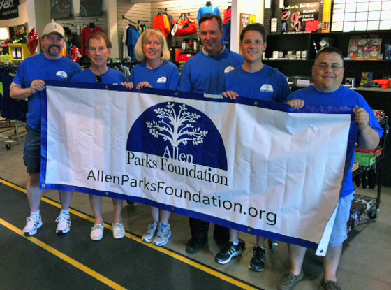 about-allen-parks-foundation